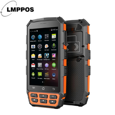 Rugged IP 65 Android 7 4G PDA
