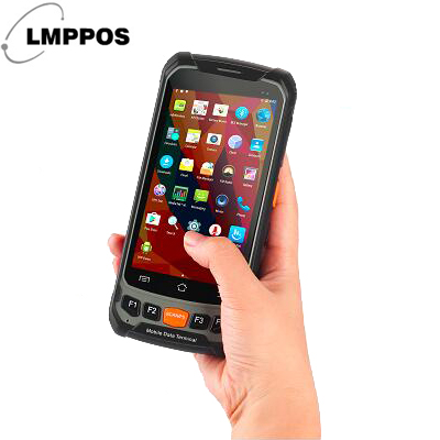 Rugged Android Handheld Barcode Terminal
